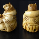 "Netsuke ""mythical Creature"""