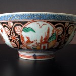 "18th C. Bowl ""Amsterdam Bont"""