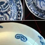Kangxi Plate – peacock