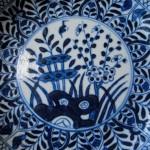 Kangxi Saucer - floral motif