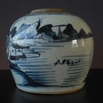 Big Jiaqing Ginger Jar - Fisher