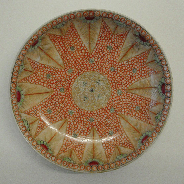 """Qianlong Plate - """"frogspawn"""""""