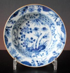 "Qianlong Dish – ""Pudding Plate"", No.2"