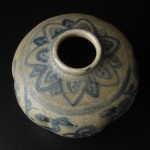 Early Ming Jar - gourd form
