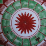 Famille Verte Plate – unusual