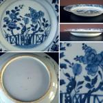 Qianlong Plate - Roses