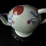19th C. Cadogan Wine Pot – Celadon