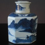 Jiaqing Tea Caddy – octagonal