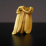 "Netsuke ""Lotus Bloom"""