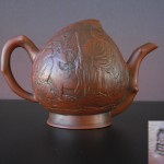 19th/20th C. Cadogan Wine Pot – Yixing