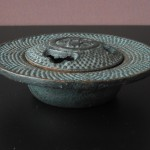 Kangxi Bronze Incense Burner - Marked