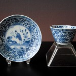 Kangxi Cup and Saucer – Lady&Bird