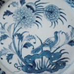 Chenghua Marked Plate – Bird