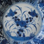 Kangxi Saucer – Bird & Flowers