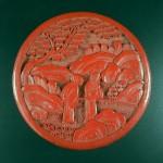 19th C. Cinnabar Lacquer Box