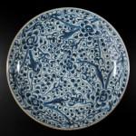 Kangxi Plate – Peony