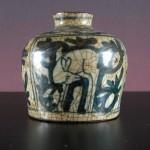 Wanli Ming Jar - Deers