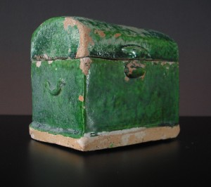 Ming Pottery Model - Chest
