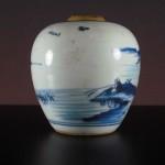 Kangxi Jar – Landscape