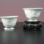 17th C. Libation Cups – Dehua