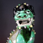 18th C. Foo Dog – 'Buddhist Lion'