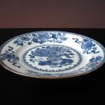 Kangxi Plate – Basket & Symbols
