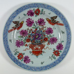 Qianlong Amsterdam Bont Plate - Birds