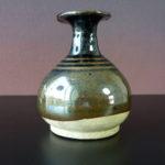 10th C. Five Dynasties Vase – Lead Glaze