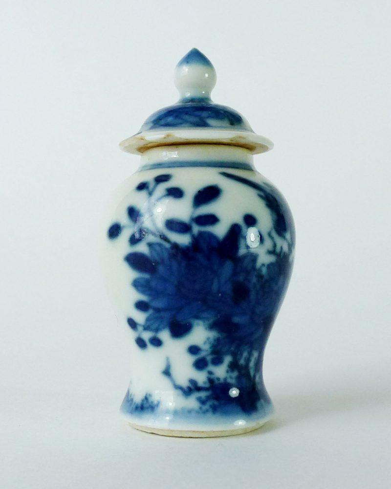 Chinese Imperial Qianlong Snuff Bottle / Snuff-Jar