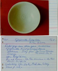 Ding Ware Song Bowl - Celadon