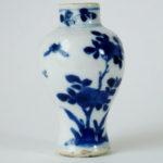 Kangxi Miniature Vase – Floral
