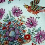 Qianlong Amsterdam Bont Plate – Birds