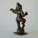 18th C. Bronze Krishna – Dancing Child