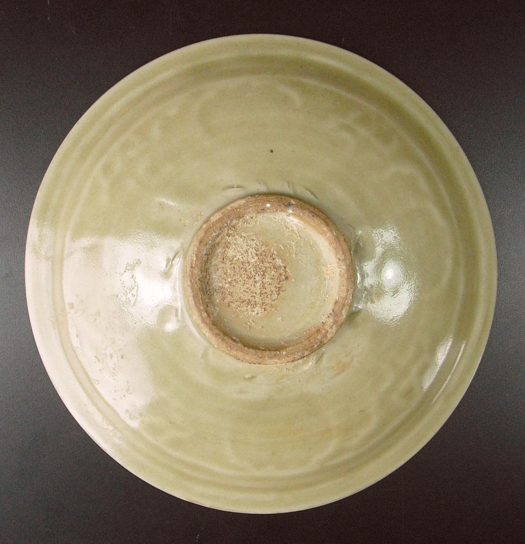 Carved Song Dish Celadon Antiquesreader