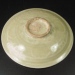 Carved Song Dish – Celadon