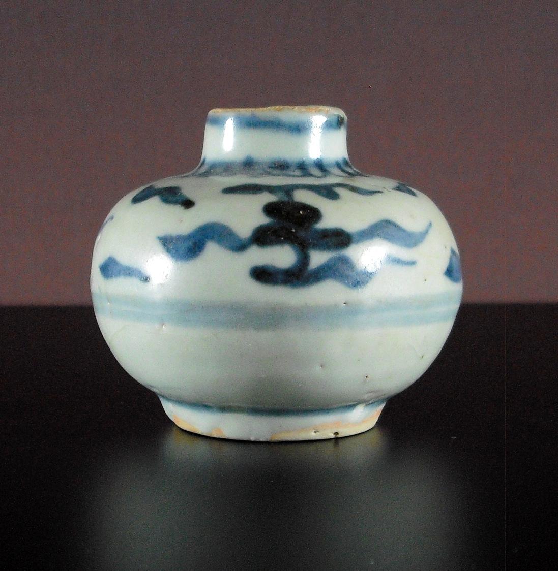 Ming Hongzhi/Zhengde Jarlet – Floral