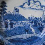 Kangxi Plate – Scheveningen