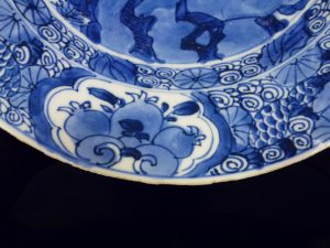Kangxi Plate – Birds & Flowers