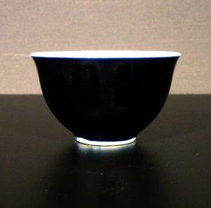 Kangxi Cup – Mirror Black