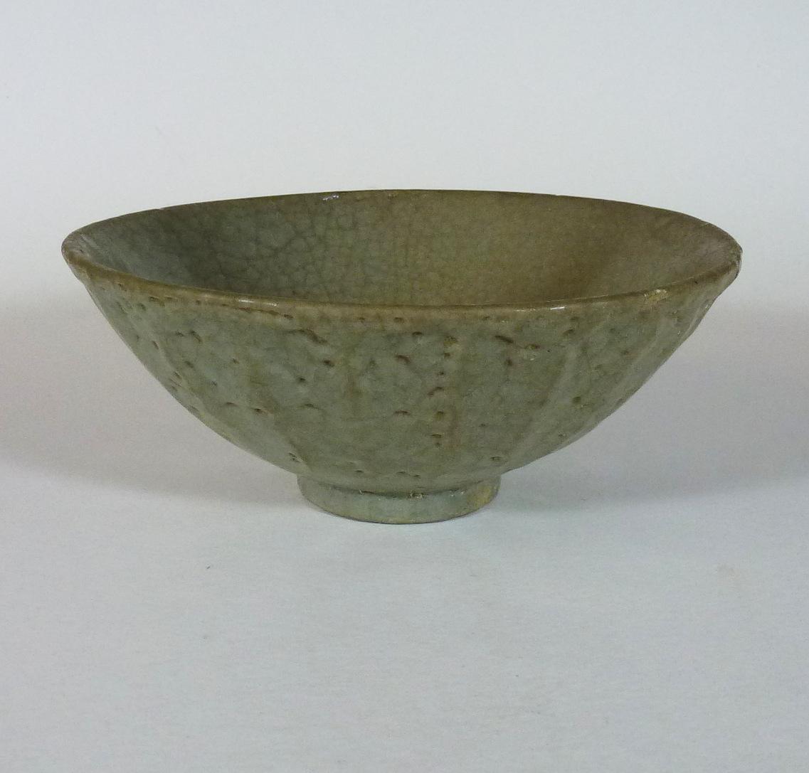Song Longquan Celadon Bowl – Lotus