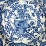 Kangxi Charger – Bird & Flowers