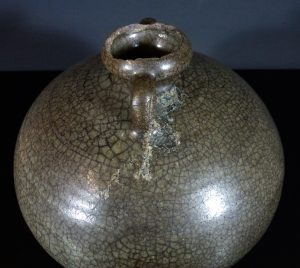 16th/17th C. Sawankhalok Oil Jar