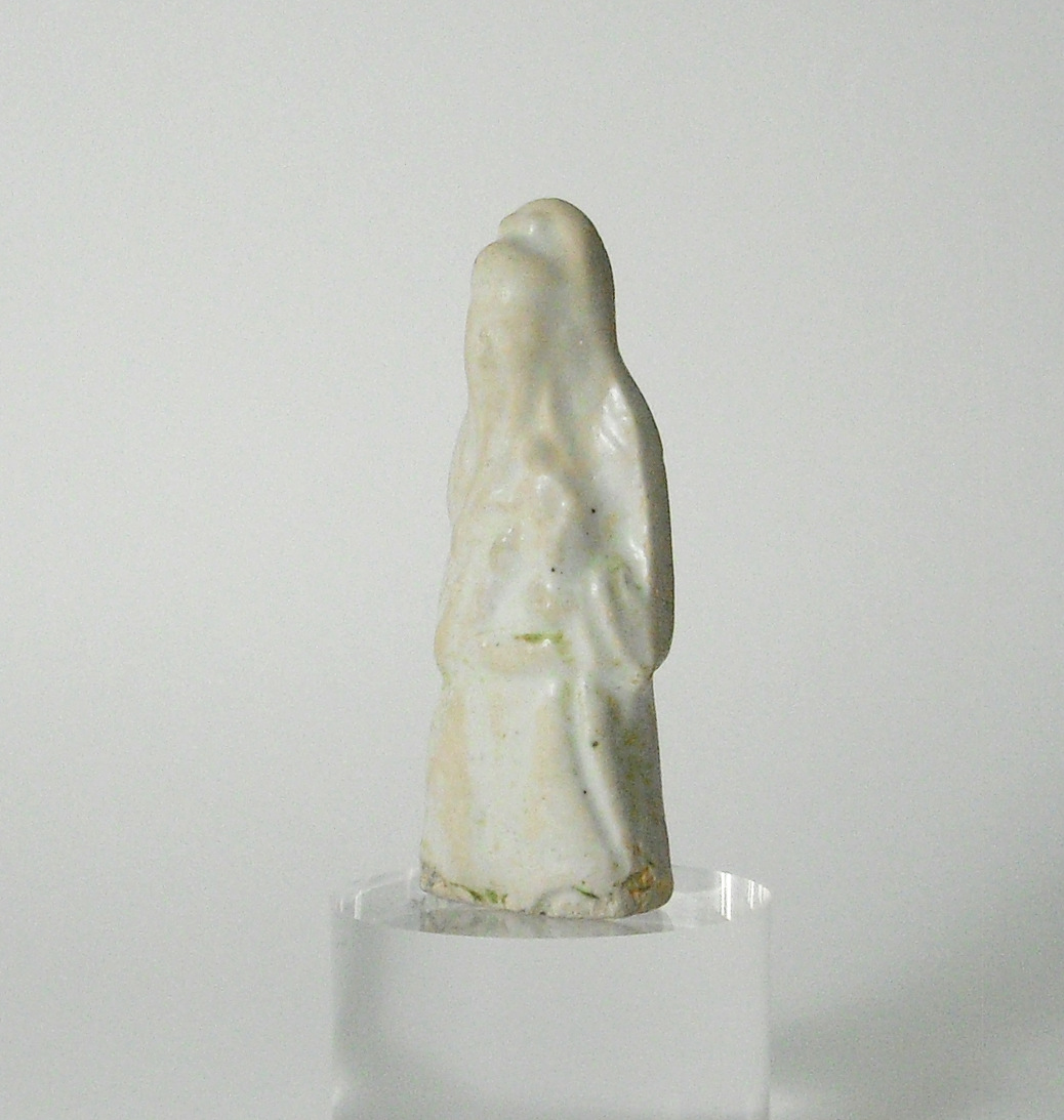 17th C. Figurine of an Immortal with Child