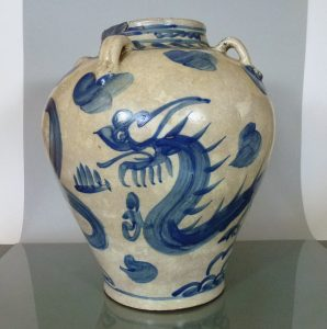 Wanli Ming Jar – Dragons