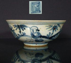 Ming Bowl – People
