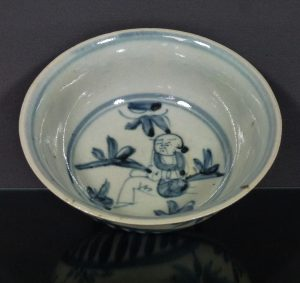 Ming Bowl – People