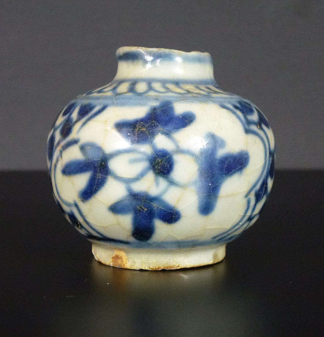 Wanli Ming Jarlet – Flower