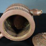 19th C. Yixing Teapot – Bamboo