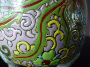 19th C. Peranakan Tripod Censer – Phoenix