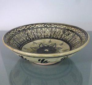 14th/16th C. Kalong Ware Bowl – Floral